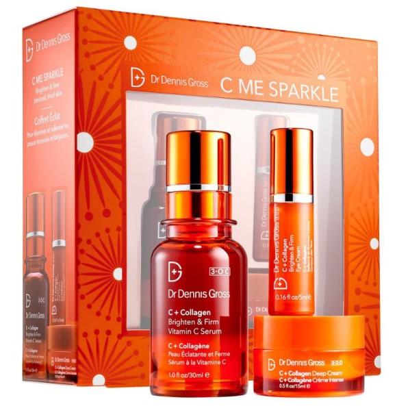 Find Dr. Dennis Gross Skincare C Me Sparkle Set | Spotlyte
