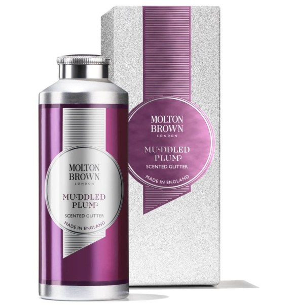 Molton Brown Muddled Plum Scented Glitter  | Spotlyte