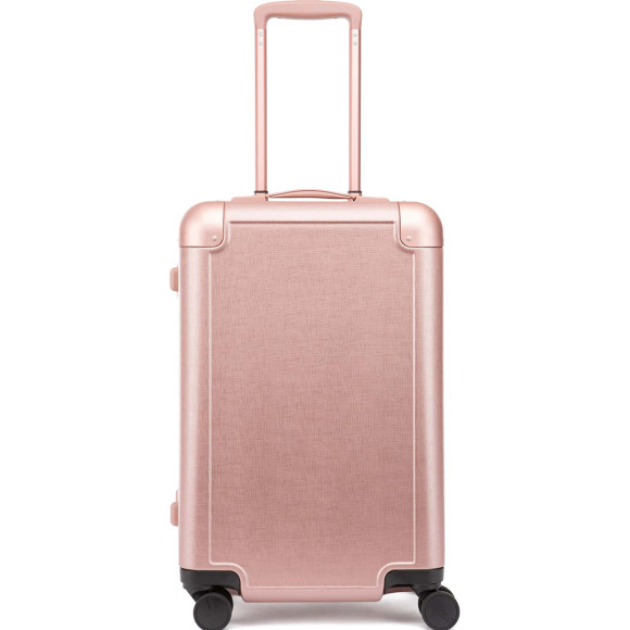 Find Calpak X Jen Atkin Luggage in Rose Gold | Spotlyte