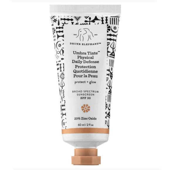 Drunk Elephant® Umbra Tinte® Physical Daily Defense Broad Spectrum SPF 30 | Spotlyte