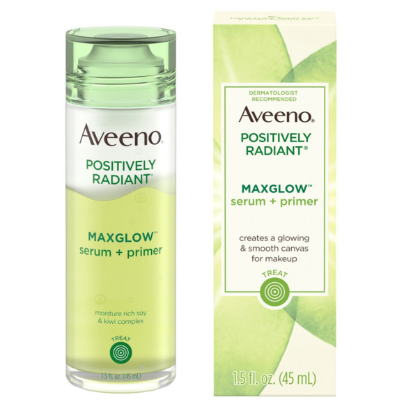 Find Aveeno MaxGlow Serum/Primer | Spotlyte