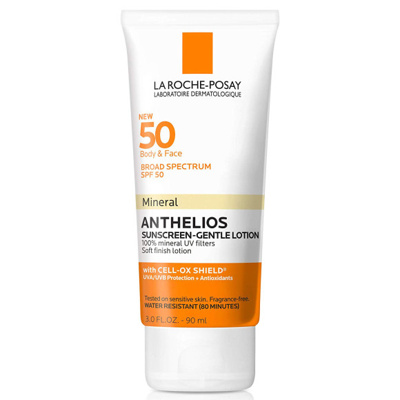 Anthelios 50 Mineral Sunscreen-Gentle Lotion | Spotlyte