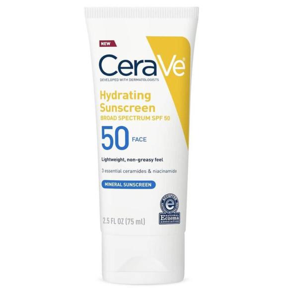 CeraVe Hydrating Sunscreen | Spotlyte