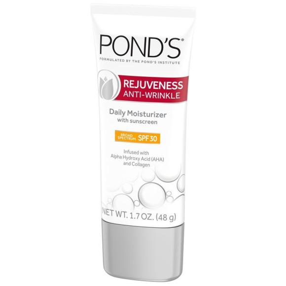 Pond's Rejuveness Anti-Wrinkle Daily Moisturizer with SPF | Spotlyte