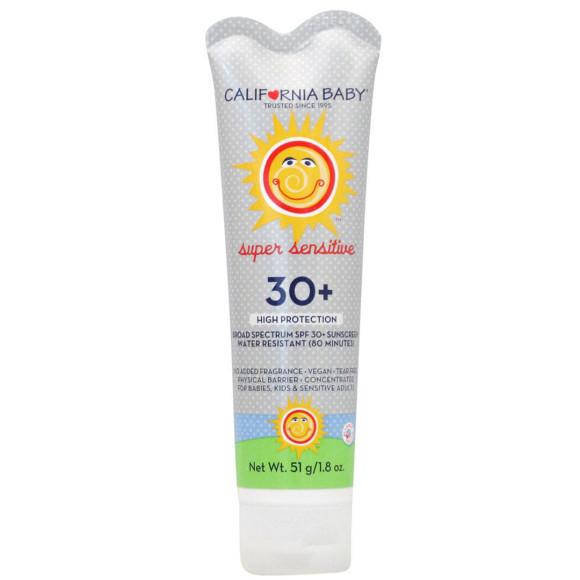 Find California Baby Sunscreen   Spotlyte
