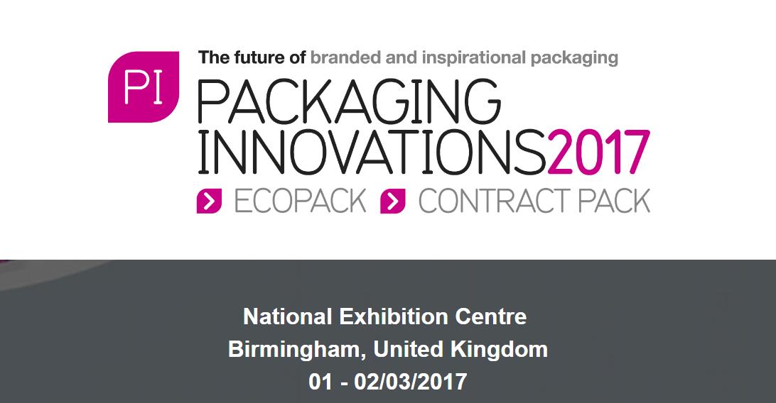 Packaging Innovations 2017
