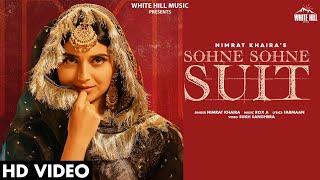 Sohne Sohne Suit Nimrat Khaira Video HD