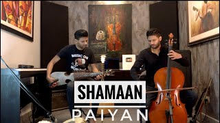 Shaman Paiyaan – Nusrat Fateh Ali Khan – Leo Twins Video HD