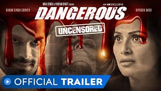 Dangerous 2020 Trailer MX Player Series Video HD