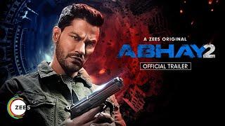 Abhay 2 (2020) Trailer ZEE5 Series Video HD