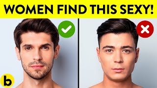 16 Surprising Things Women Find Attractive In Men Video HD