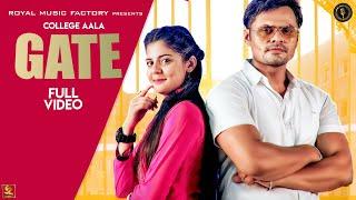 College Aala Gate – Jaji King Video HD