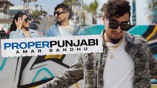 Proper – Amar Sandhu Video HD