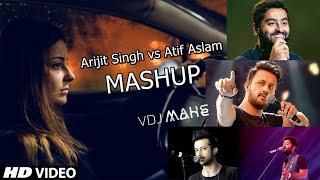 Arijit Singh vs Atif Aslam Love Mashup – VDJ Mahe Video HD