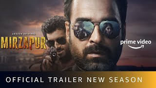 MIRZAPUR S2 Amazon Prime Original Web Series Video HD
