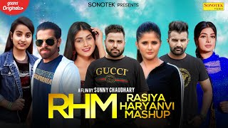 Rasiya Haryanvi Mashup (RHM) – Masoom Sharma Video HD