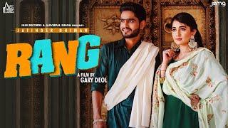 Rang – Jatinder Dhiman Video HD