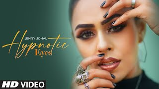 Hypnotic Eyes – Jenny Johal