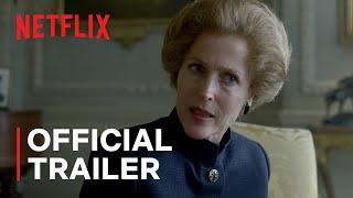 The Crown Season 4 Netflix Tv Web Series Video HD
