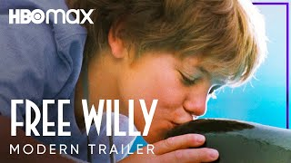 Free Willy Classic Movie Trailer HBO Max Video HD