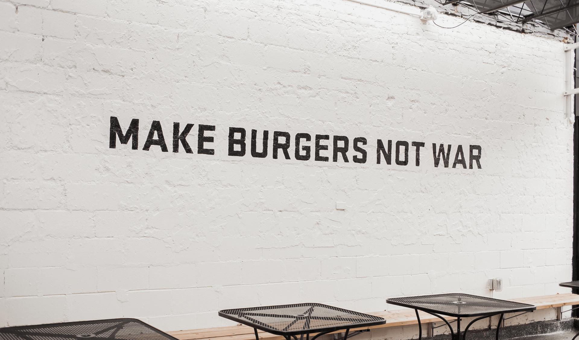 mural inside of restaurant