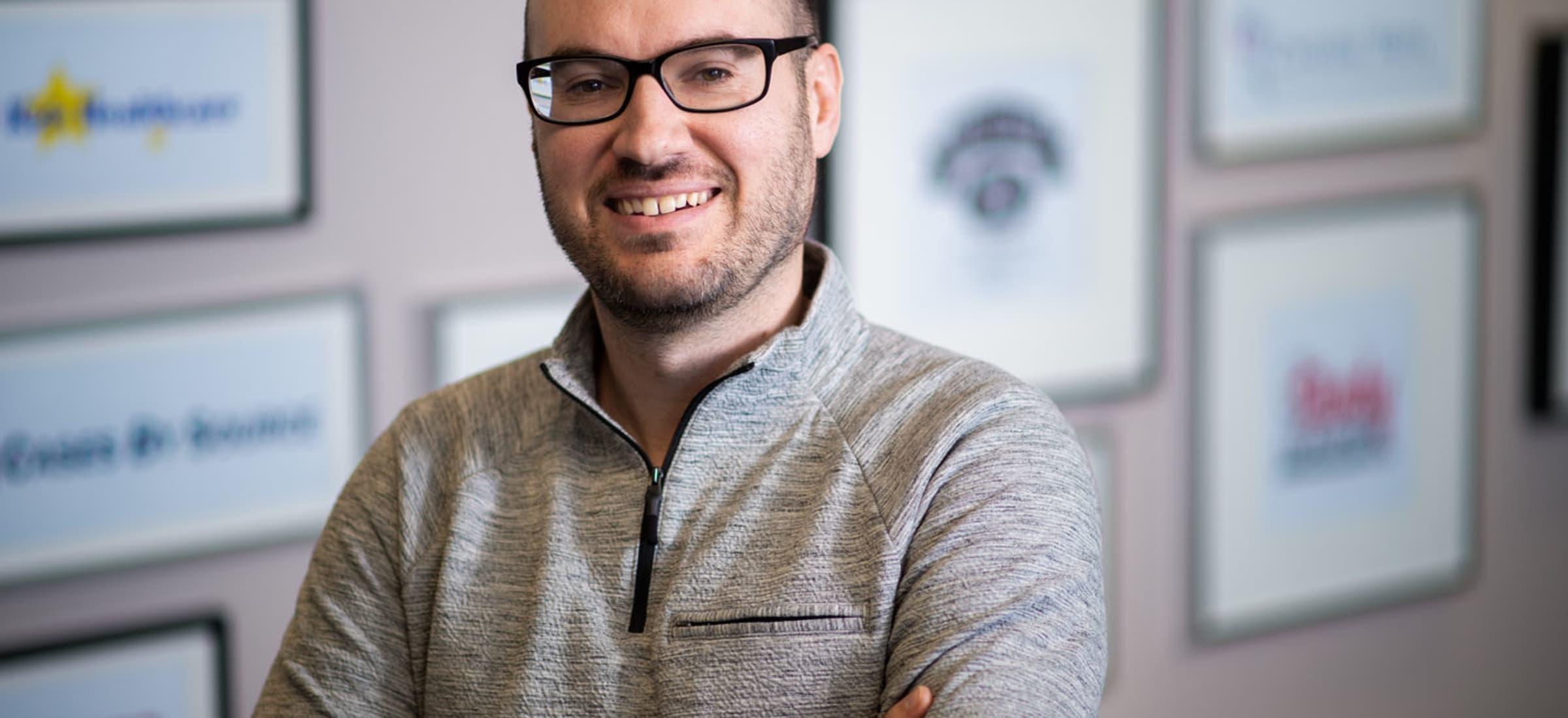 Acumium Software Development Manager Josh DePeau