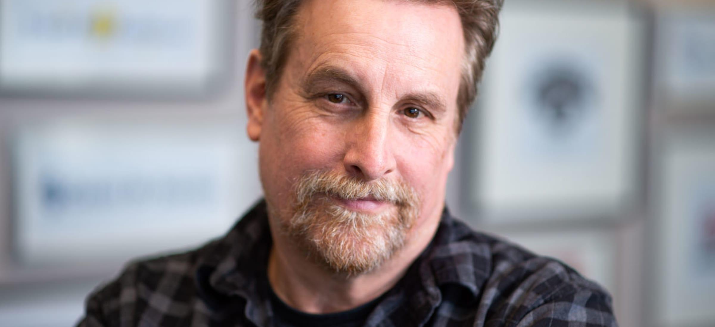 Executive Creative Director Paul Lackner
