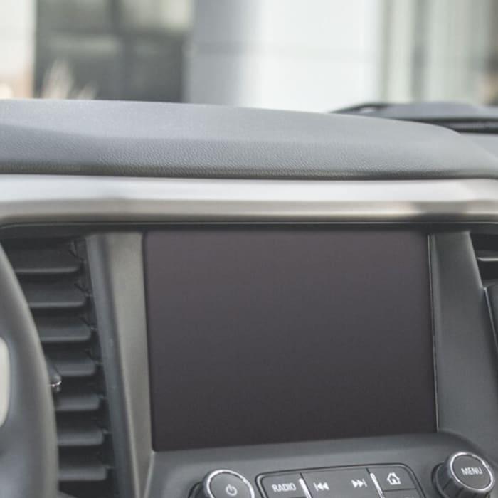 Photo- ProClip phone mount on a car dash