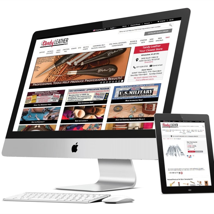 Tandy Website