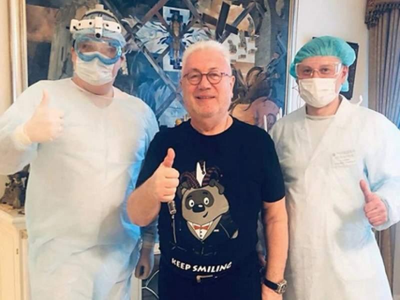 Новости дня: Владимир Винокур прошел тест на коронавирус