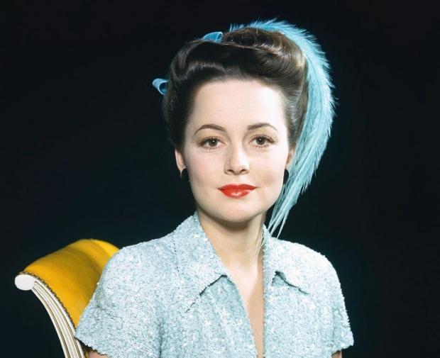 Умерла Оливия де Хэвилленд: звезда Унесенных ветром скончалась на 105-м году жизни