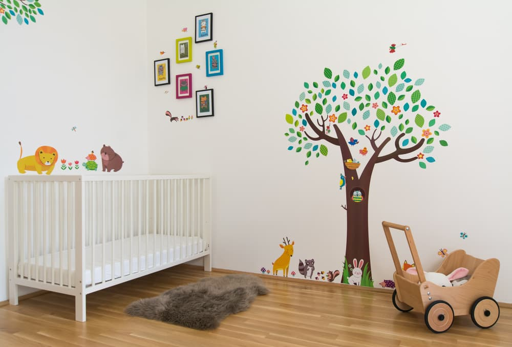 ... That Is Conducive To A Good Sleep. You Also Need To Set A Comfortable  Mood In The Babyu0027s Room To Make Your Baby Feel Safe And At Ease On His Own.