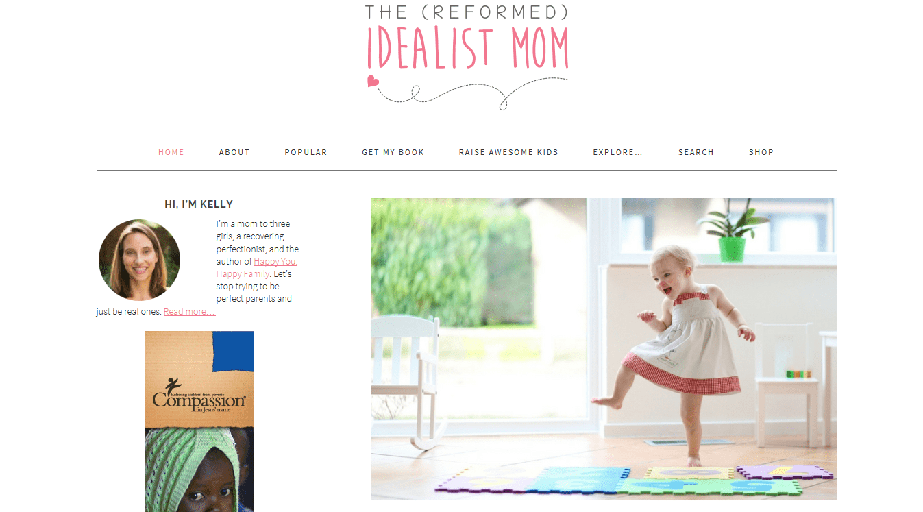 The Idealist Mom