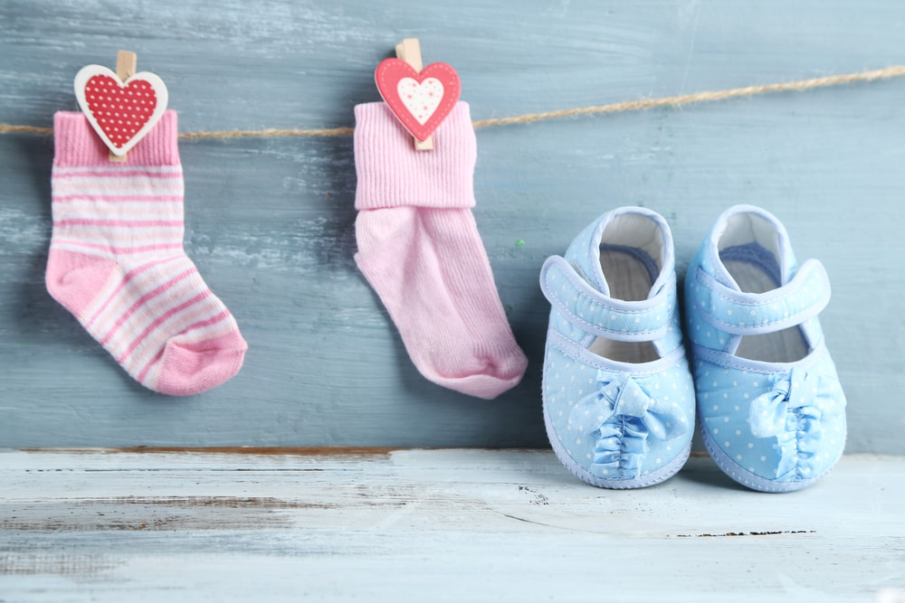 Shoes for newborn