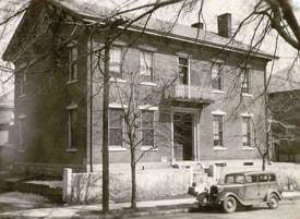 Photo, 701 E. Washington St., Belleville, IL, 1937.