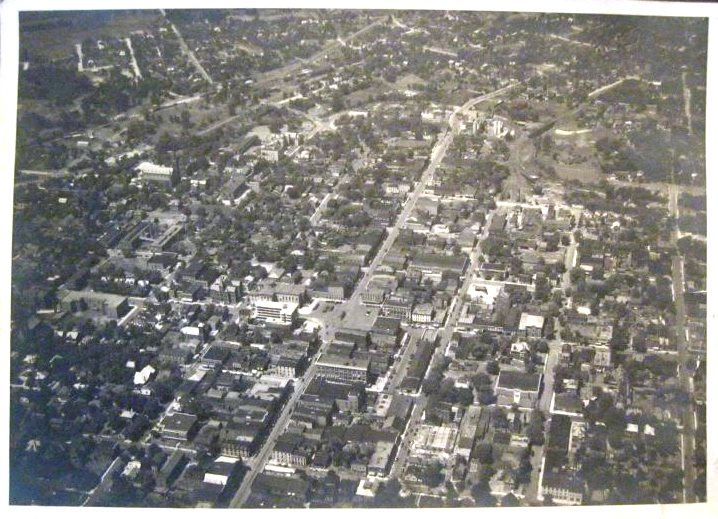 Downtown Belleville, 1930