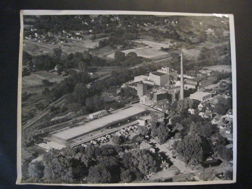 Stag Brewery, Belleville, 1945