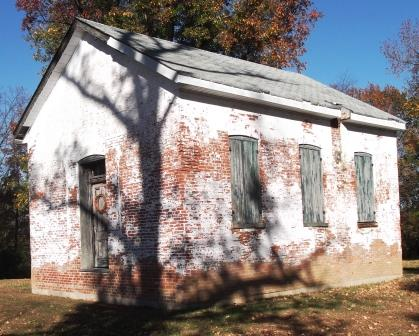 Messinger Schoolhouse today