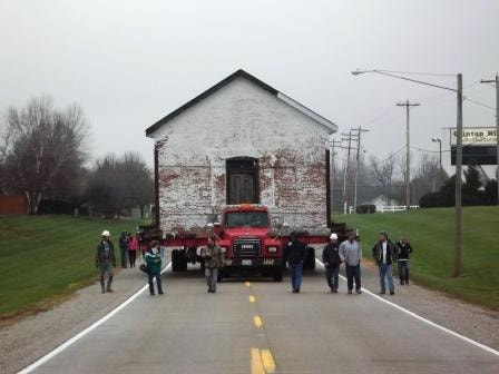 The Messinger Schoolhouse