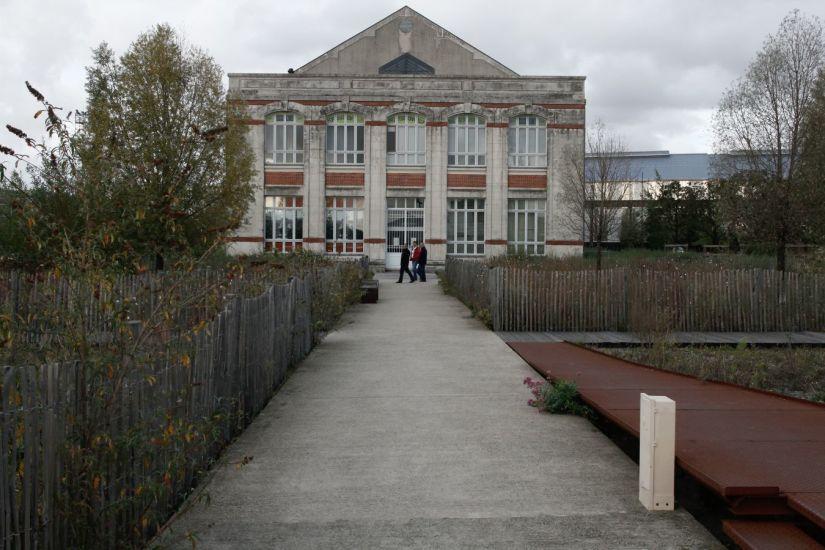 L'invitation. Nantes, France. 2012