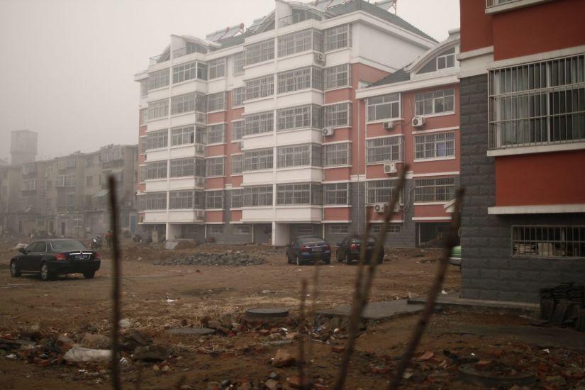 Où suis-je ? Tai'an, Chine. 2010