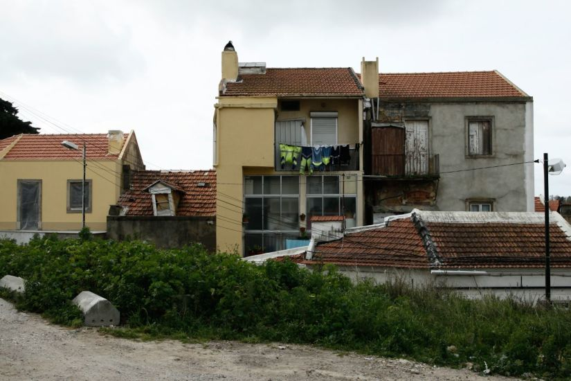 Peau neuve. Lisbonne, Portugal. 2014