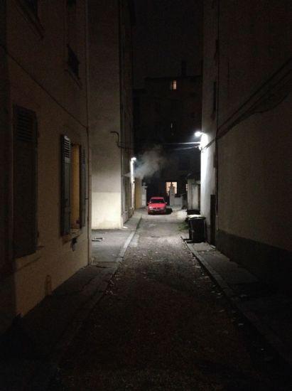 La tentation. Lyon, France. 2013
