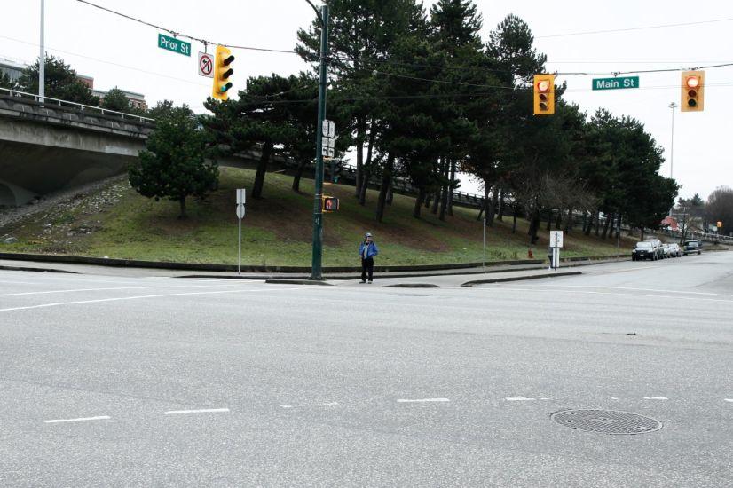 Le choix. Vancouver, Canada. 2012