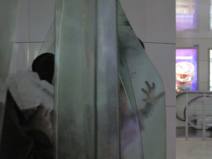 Hybride. Shanghai, Chine. 2010
