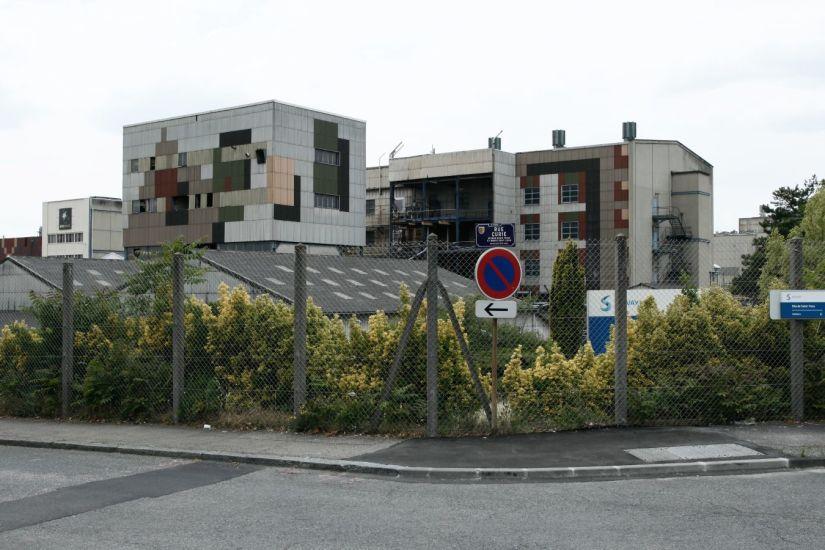 Rue Curie. Saint-Fons. Lyon, France. 2013