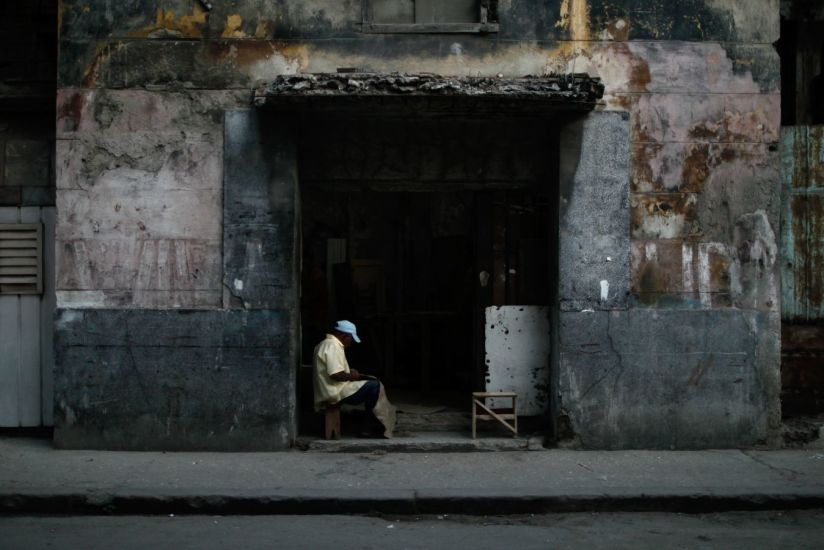 L'echo. La Havane, Cuba. 2013