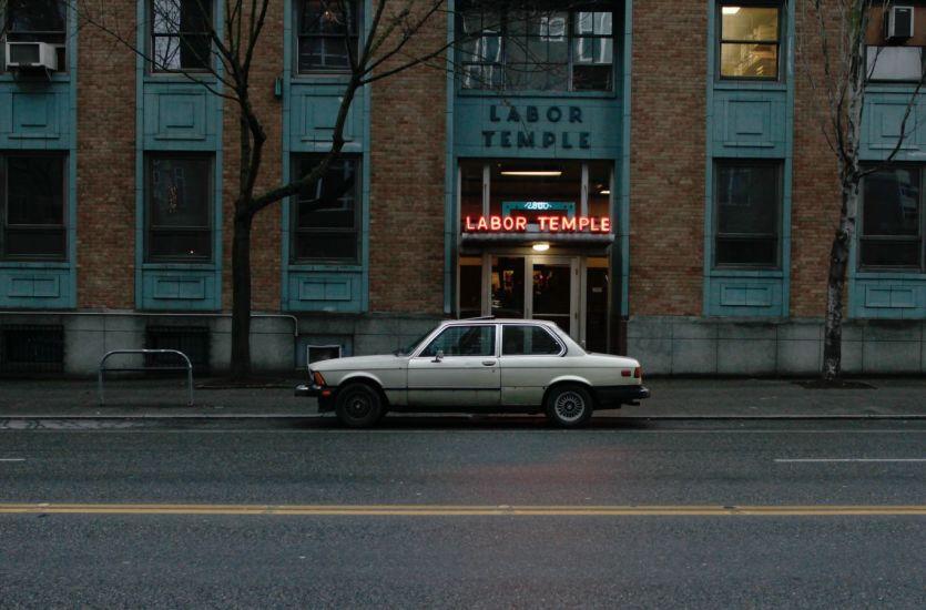 La gardienne. Seattle, États-Unis. 2012