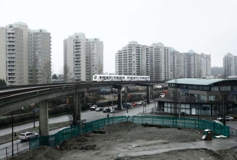 Traitement. Vancouver, Canada. 2012