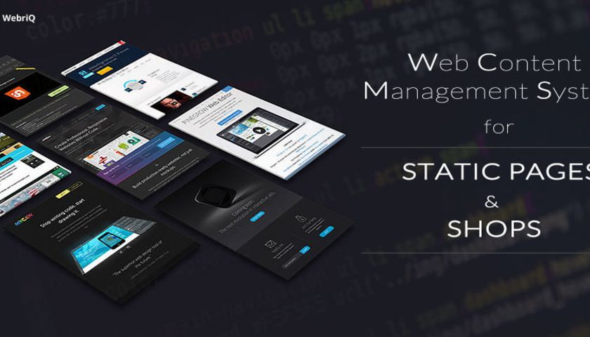 The best React and Vue Static Websites generators for JAMstack